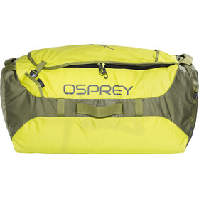 Osprey Transporter 95 Travel Luggage green